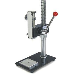 banc d'essai mécanique en compression à levier
