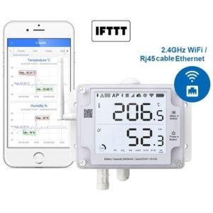 enregistreur de temperature humidite