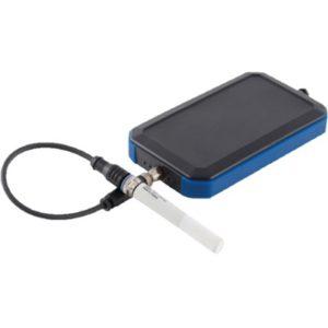 sonde d'humidité sans fil, boitier noir avec sonde deporte