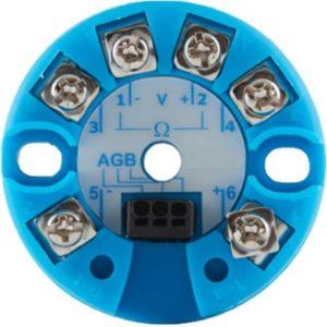 convertisseur PT100 RS485 industriel pour sonde de temperature
