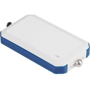 sonde temperature sans fil boitier compact blanc avec sonde integre