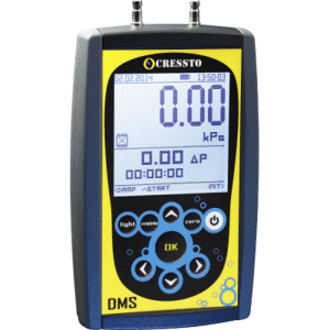 Manomètres numériques enregistreur de pression