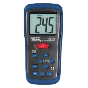 Thermomètre pour thermocouple type K