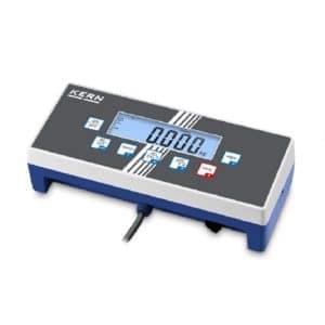 afficheur de pesage orientable avec ecran lcd
