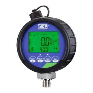Manomètre numérique digital enregistreur de pression