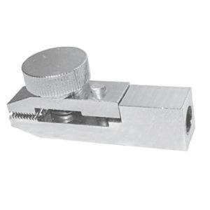Pince Sauter AC 17 en metal avec molette d'ouverture