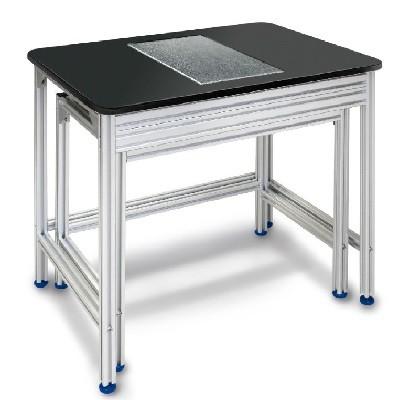 table de pesee anti-vibration
