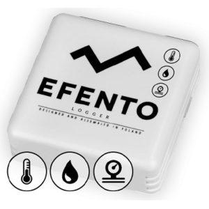 Enregistreur d'humidité température Pression connecte