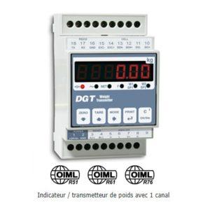 Transmetteur de poids Dini Argeo